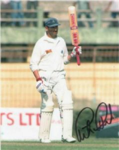 Graham Gooch, Cricket, Genuine Signed Autograph (02)
